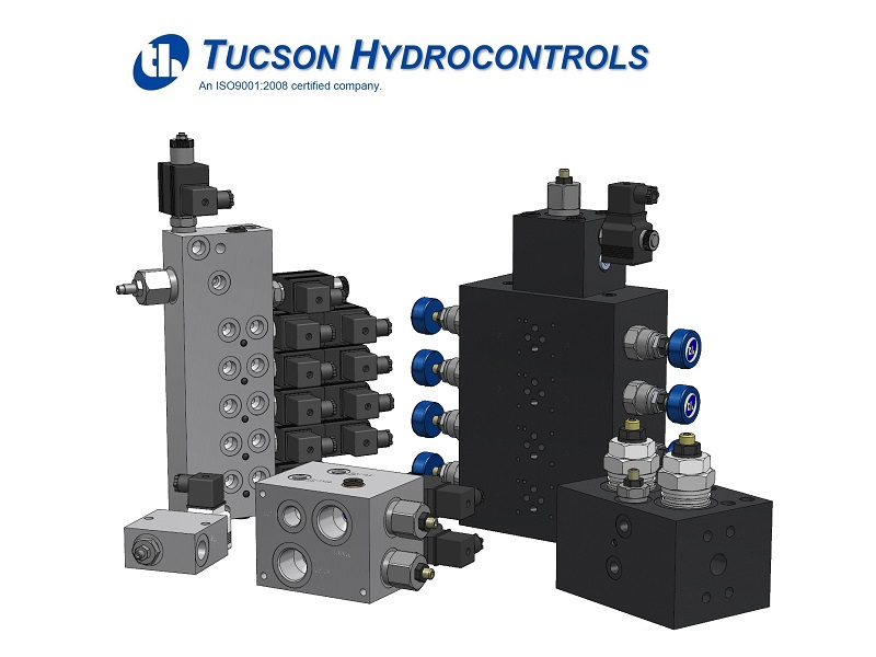 Tucson Hydrocontrols Pvt  Ltd  | Hydraulic Cartridge Valves and